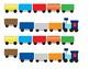 10 Token Board-Trains
