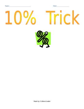 10% Trick Lesson