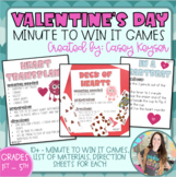 10+ Valentine's Day Minute to Win it Games