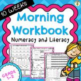 10 WEEK Morning Workbook Grade 1 and 2