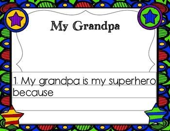 10 Ways My Grandpa is My Superhero
