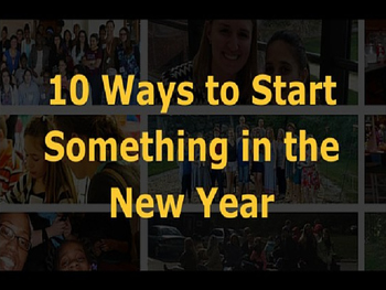 10 Ways to Start the New Year POWERPOINT (Making Good Decisions!)