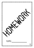 10 Week Homework Booklet