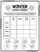 10 Winter Logic Puzzles