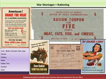 10. World War II - Lesson 3 of 5 - American Homefront during World War II