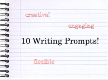 high school english writing prompts