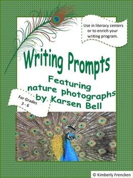 10 Writing Prompts with Poster Quality Photos