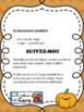 10 cartes de BINGO - Vocabulaire - AUTOMNE