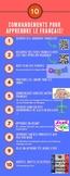 10 commandements pour apprendre le français