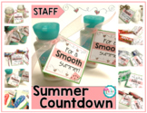 10-day Staff Summer Countdown {Freebie}