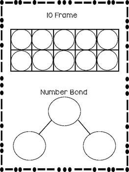 10 frame & number bond