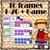 10 frames to 20 with card game. Memory game, go fish, matching game