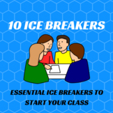 10 ice breakers