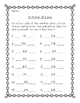 10 less/10 more and 100 less/100 more printables