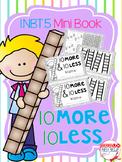 10 more and 10 less Mini Book