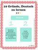 10 reasons to learn German - German is fun