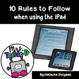 10 rules to follow when using the iPad