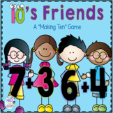 10's Friends A Making Ten Game