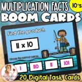 10's Multiplication Facts BOOM Cards | Digital Task Cards