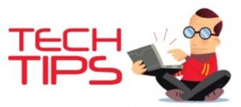 "10 tips for ""non-techy"" teachers"
