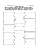 Fig Figs Activity Sheet