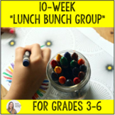 """10 week """"Lunch Bunch"""" for grades 3-6"""