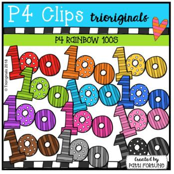 100 100 100 (P4 Clips Trioriginals)