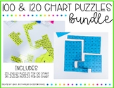 100 & 120 Chart Puzzles