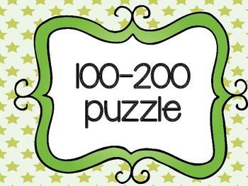 100-200 puzzle
