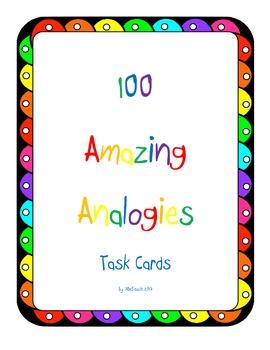 100 Amazing Analogies