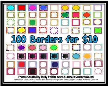 100 Frames!