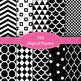 #summer2017  #buyin 100 Basic Digital Papers Set, Background Papers and Frames
