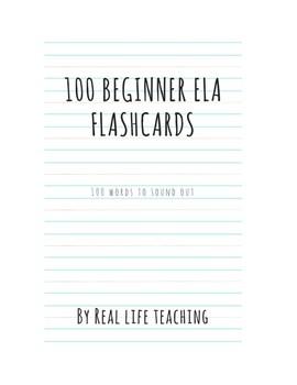 100 Basic Reading Flashcards