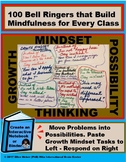100 Bell Ringers for Mindfulness in Every Class - Grade 6 - 12+