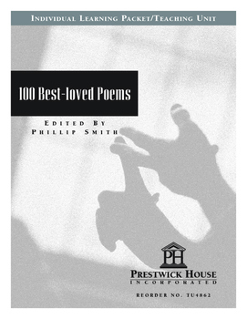 100 Best-Loved Poems Teaching Unit