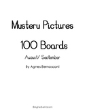 100 Boards Mystery Pictures