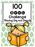 Year Long Book Log: 100-300 Book Challenge!