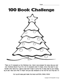 100 Book Challenge Winter Break Incentive