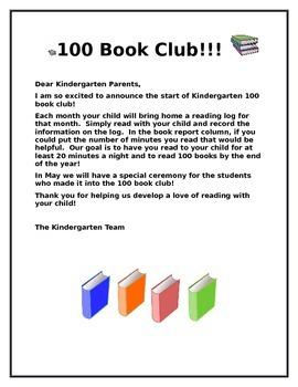 100 Book Club