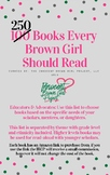 100 Books Every Brown Girl Should Read