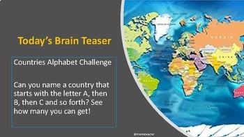 100 Brain Teasers