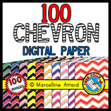 #DecTpTClipLove CHEVRON DIGITAL PAPERS COMMERCIAL USE BUNDLE