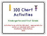 100 Chart Centers