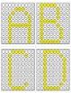 100 Chart--Dot the Alphabet (Math & Language)