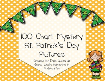 100 Chart Mystery Pictures
