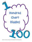 100 Chart Number Riddles