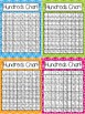 100 Chart Posters and Puzzles