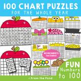 100 Chart Puzzle Mega Pack