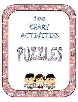 100 Charts: Puzzles