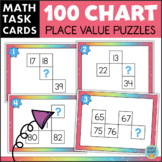 Hundred Chart Puzzles